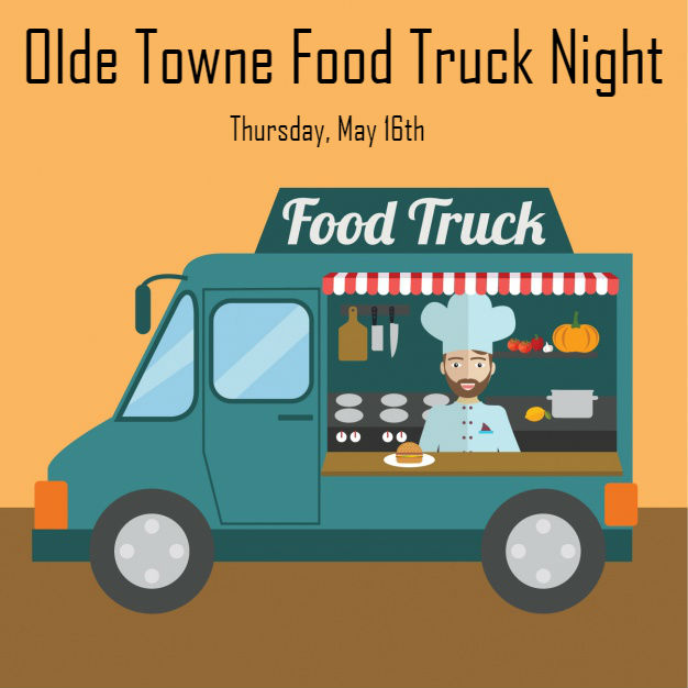 Olde Towne Food Truck Night