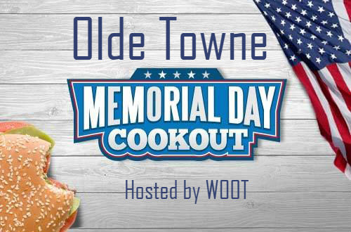Olde Towne Memorial Day Cookout
